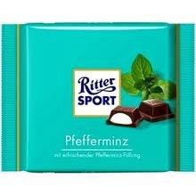 Ritter Sport Peppermint 100g (12-pack)