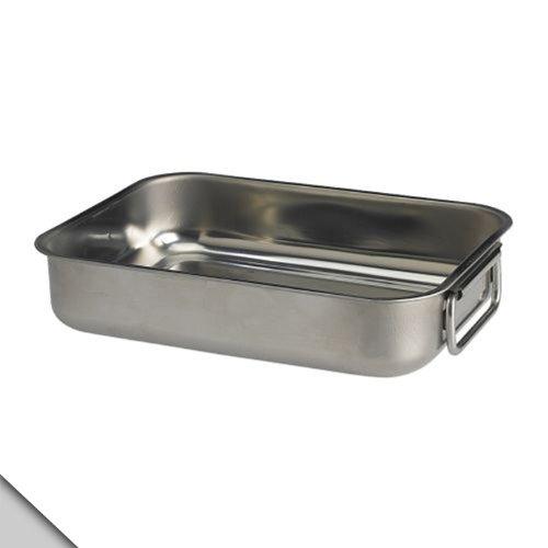 IKEA - KONCIS Roasting pan, stainless steel 10