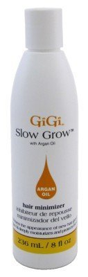 Gigi Slow Grow With Argan Oil Hair Minimizer 8 oz. (Pack of 6) by Gigi