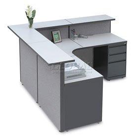 Furniture Gt Office Furniture Gt Reception Desk Gt L Shaped