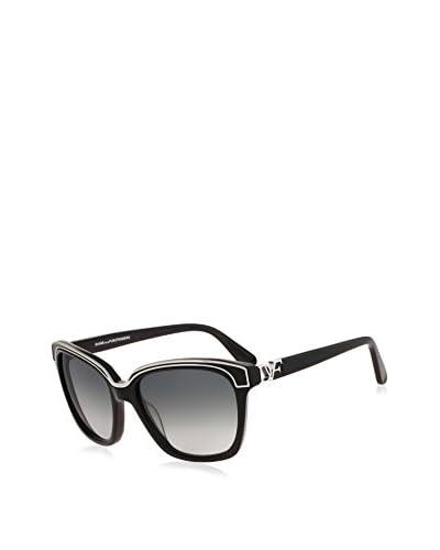 DVF Gafas de Sol Dvf604S Kylie (57 mm) Negro