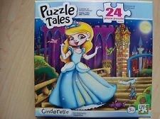 Puzzle Tales 24 Piece Puzzle - Cinderella - 1
