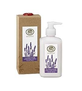80 Acres Lavender Hand & Body Lotion - 10 oz