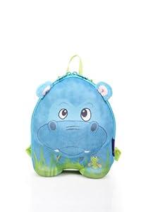 okiedog Wildpack Backpack, Hippo