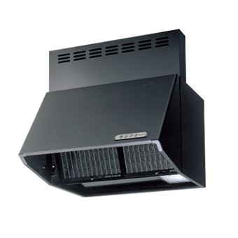 リンナイ BDR-3HL-AP6017BK ブラック BDRシリーズ スタンダード(ブーツ型) [レンジフード (幅60cm 高さ70cm)]