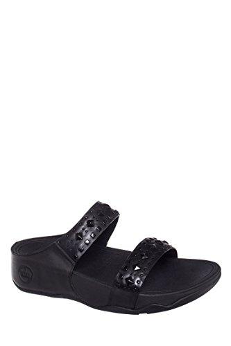 Biker Chic Slide Comfort Sandal