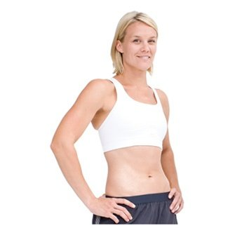 Zoot Women's Compressrx Ultra Bra, White, 32