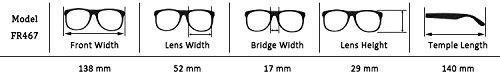 De Ding Womens Fashion New Multicolored Eyeglasses Frame цена