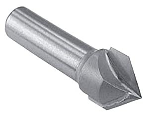 V-Groove 90 Degree Angle Router Bits - SHK 1/2 | CD 1-1/2 | ACL 1 | OL 2-1/2 | MT 3/4