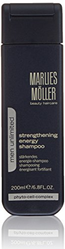 Marlies Möller Men Unlimited rafforzare Shampoo 200 ml