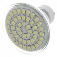 GU10 3.5W 48-SMD LED 140-Lumen 7000K White Light Lamp Bulb (110V)