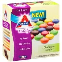 Atkins - Endulge Chocolate Candies, 5 packs