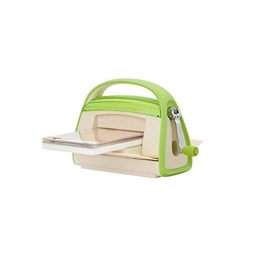Cricut 2000293 Cuttlebug Machine, 14.4 by 12-Inch, Green (Scrapbook Machine compare prices)