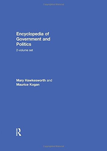 Encyclopedia of Government and Politics: 2-volume set