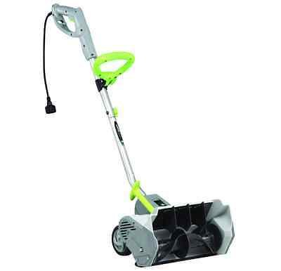 Earthwise 12 AMP Electric Snow Thrower Power Shovel with Wheels Snow Blower (Snapper Snow Blower Cable compare prices)