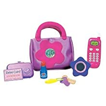 International Playthings My First Purse in Purple