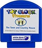 My Tot Clock - Tot Clock Treasure: The Town and Country Mouse