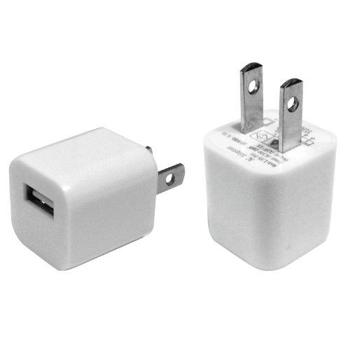 家庭用コンセント/USB電源 変換用コンパクトアダプター