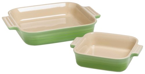 Le Creuset Square Dish Bonus, Kiwi - Buy Le Creuset Square Dish Bonus, Kiwi - Purchase Le Creuset Square Dish Bonus, Kiwi (Le Creuset, Home & Garden, Categories, Kitchen & Dining, Cookware & Baking, Baking, Bakers & Casseroles)