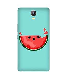 Watermelon Gionee Marathon M5 Case