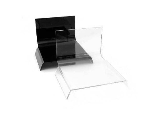 ALZO Small Riser Platform Kit Black & Clear  Set of 2 Picture