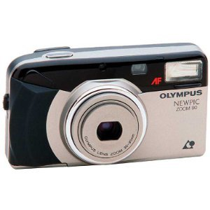 Olympus Newpic Zoom 90 APS Camera