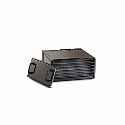 Excalibur D500TB 5 Tray Food Dehydrator with Timer - by Excalibur