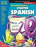 The Complete Book of Starter Spanish, Grades PK - 1