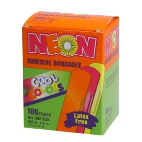 Neon Colored Bandages