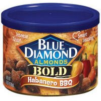 Blue Diamond Bold Habanero Bbq Almonds 6 Oz from Blue Diamond