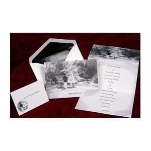 Kids in Love Wedding Invitation Kit (50 Pack)
