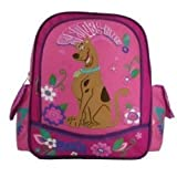 Spring Blooms Scooby Doo Backpack for small children - Kid size Scooby Doo Back Pack