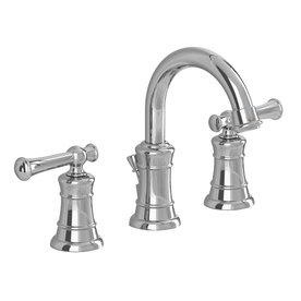 Popular  Detail shop American Standard Emory Chrome Handle Widespread Watersense Bathroom Sink Faucet Drain Included