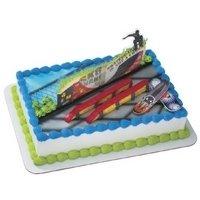 Amazon Skateboard Cake Topper
