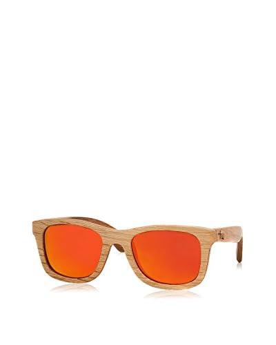 Time For Wood Sonnenbrille Polarized Caviunoo (50 mm) braun