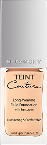 GIVENCHY Teint Couture Long-Wearing Fluid Foundation Illuminating & Comfortable SPF20 25ml 7 - Elegant Ginger