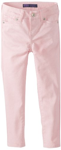 凑单品:Levi's 李维斯 Joelle Denim Legging 女童牛仔裤(2~6岁)