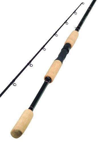 Okuma Guide Select Swim bait Casting Rod (15-30 Lbs, 7-Feet  11-Inch, Heavy)