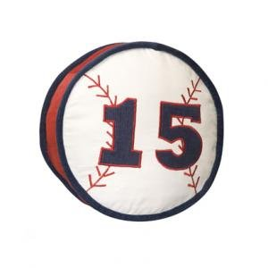 Lambs & Ivy Playoffs Baseball Pillow