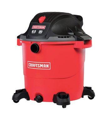 Craftsman 9-17762 Wet/Dry Vacuum, 20 gallon (Craftsman Car Shop Vac compare prices)