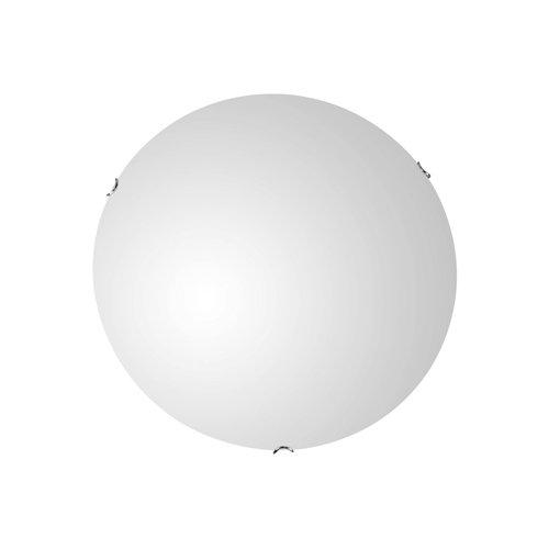 Spot-Light LED Deckenleuchte Alaska, Durchmesser 50 cm, weiß / chrom SP-4505102