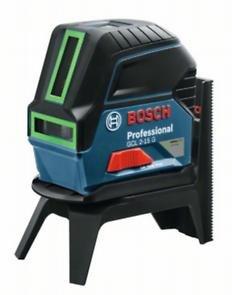 Bosch-Professional-Kreuz-Linienlaser-GCL-2-15-G-15-M-Reichweite-grner-Laser-4x-Bessere-Sichtbarkeit-Anzeige-Lotpunkte-RM1-Halterung-Zieltafel-Schutztasche-1-Stck-0601066J00