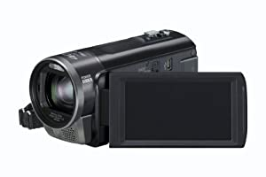 Panasonic SD90 Full HD Camcorder - Black (SD Card Recording, x40 Intelligent Zoom, x21 Optical Zoom, Wide Angle Lens)