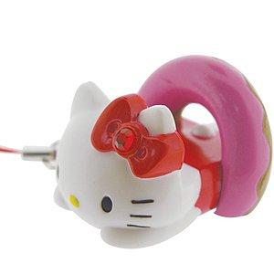 Idress Hello Kitty Stand Strap - Red
