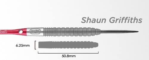 Red Dragon Shaun 39Miracle39 Griffiths - 23G Tungsten Darts