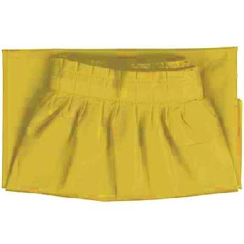 Gold Shimmer Plastic Table Skirt 1 per Package