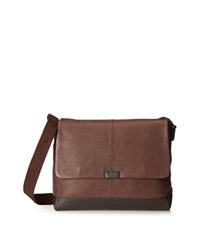 Le Tanneur Men's Gibeciere Gm Bag, Marron