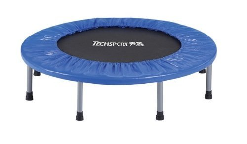 Dazzling-Toys-38-Foldable-Trampoline-Silver-D065