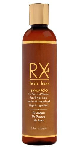 50% OFF Best Hair Loss Shampoo Product for Hair Loss Prevention in Men and Women.Natural, Organic Hair Loss Solution and...