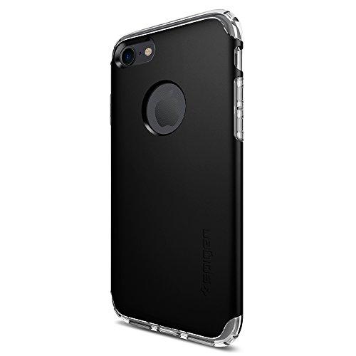 coque-iphone-7-etui-iphone-7-housse-iphone-7-spigenr-hybrid-armor-air-cushion-noir-clear-tpu-pc-fram
